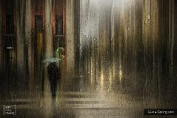 ArtFullFrame - GUS - Spring Rain