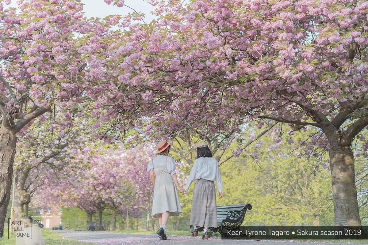 ArtFullFrame-KeanTyroneTagaro-SakuraSeason2019