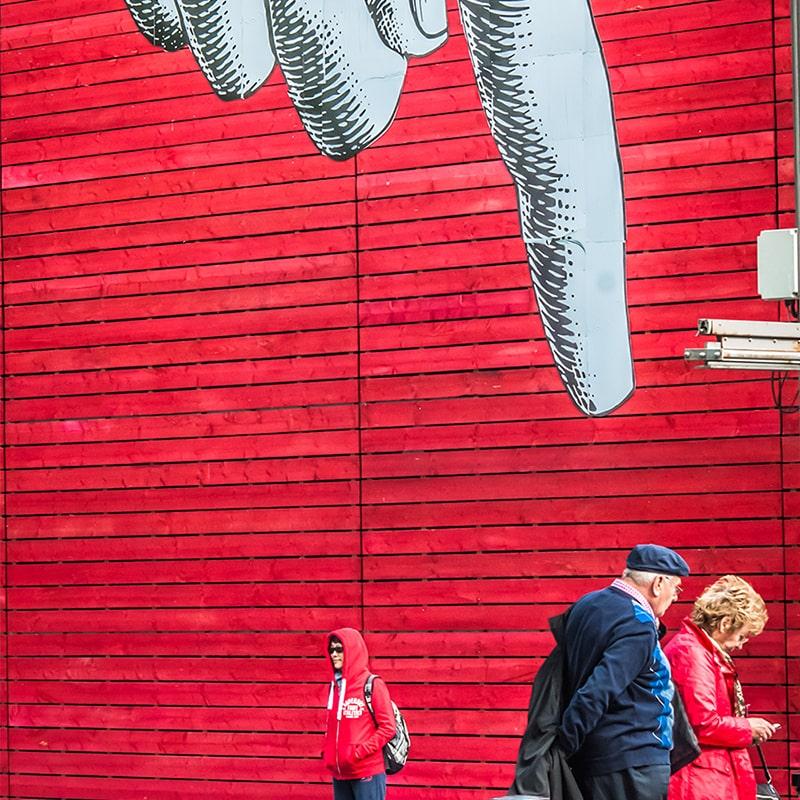 Street Photography Maurizio Cecchini