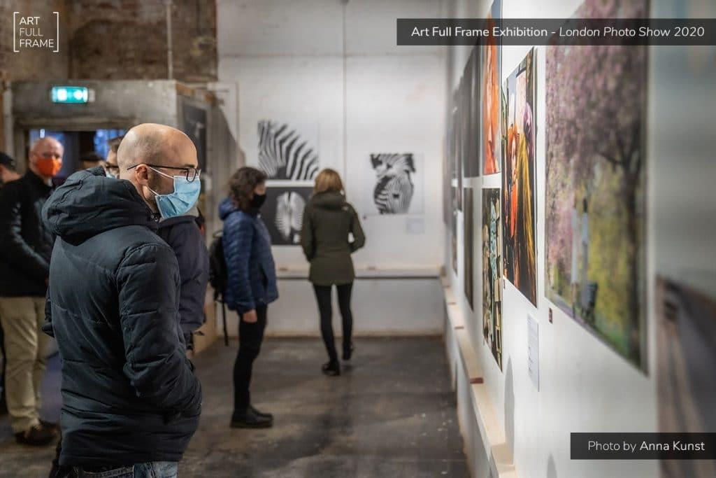 ArtFullFrame Exhibition 2020 London Photo Show artfullframe.com