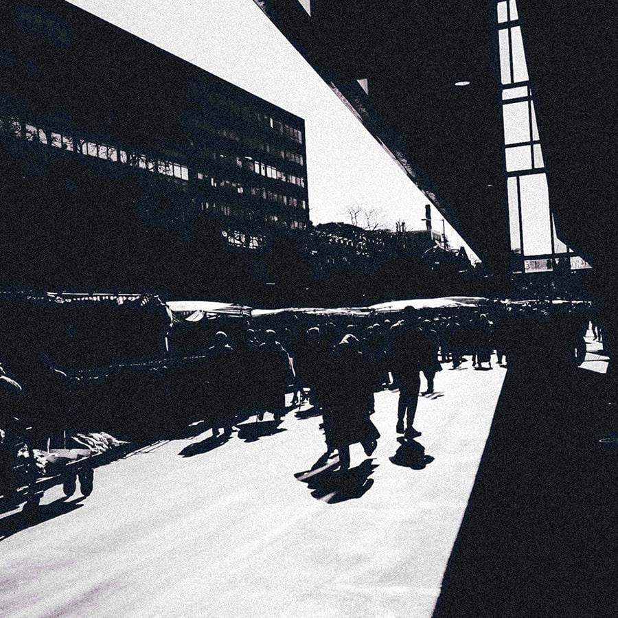 Black and White 2020 Contest -London - Maurizio Cecchini - artfullframe.com