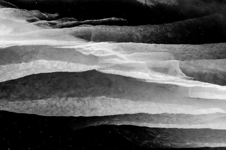 Ann Backx - Black Ice 2 - ArtFullFrame artfullframe.com