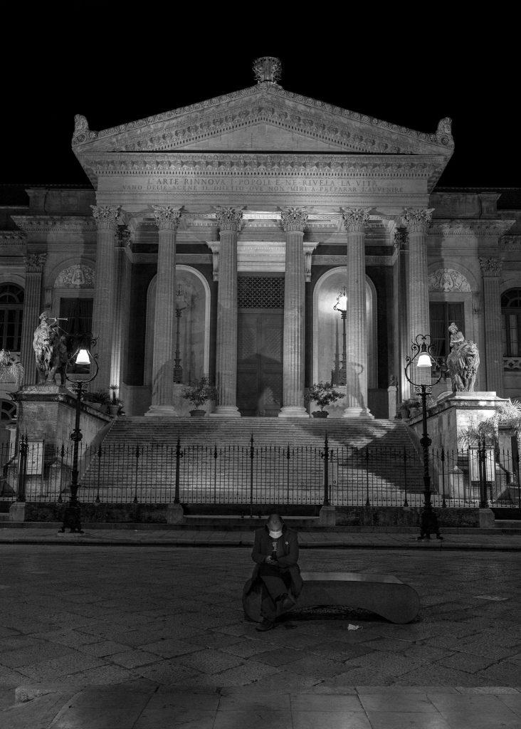 Charlie Burgio - Majestic Loneliness - ArtFullFrame artfullframe.com